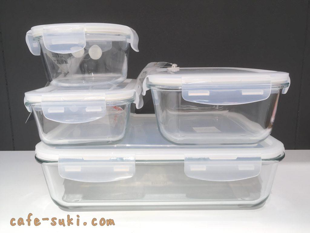 保存容器 ガラス